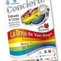 Cartel Concierto 40 Principales Tenerife