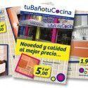 Diseño y maquetación de folleto para tuBañotuCocina