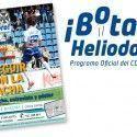 Folleto y logotipo para ¡Bota Heliodoro! en Santa Cruz de Tenerife