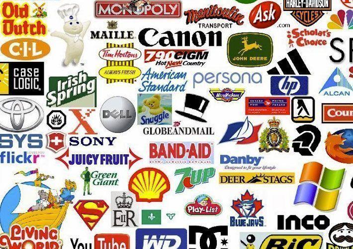 Collage de logos