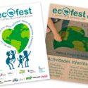 Cartelería del festival Ecofest